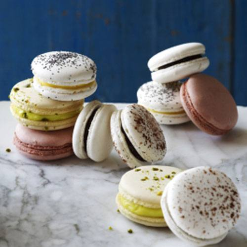 Celtic Bakers macaroons